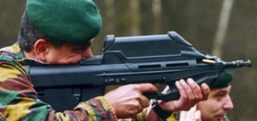 Штурмовая винтовка FN Herstal F2000