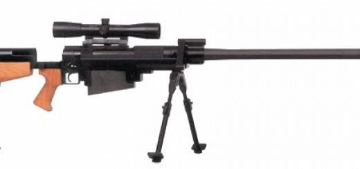 Снайперская винтовка PGM Ultima Ratio 'Hecate II'