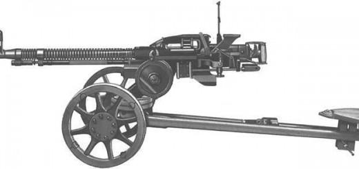 Пулемет-ДШК-(Дегтярев- Шпагин-Крупнокалиберный)