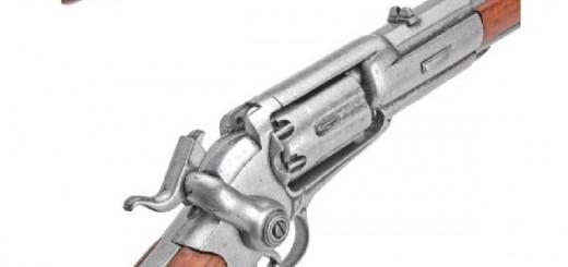 Конструкция карабина Colt 1855