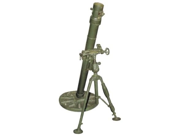 82-мм миномет образ¬ца 1937 г.