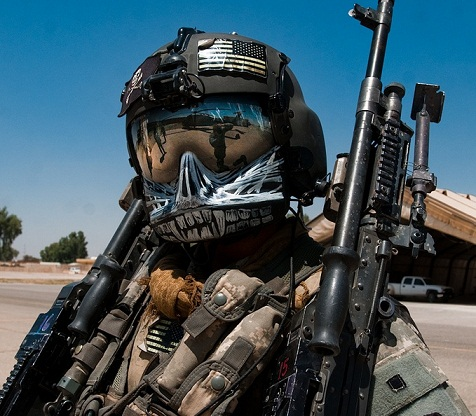 Воин будущего: киборг или человек?