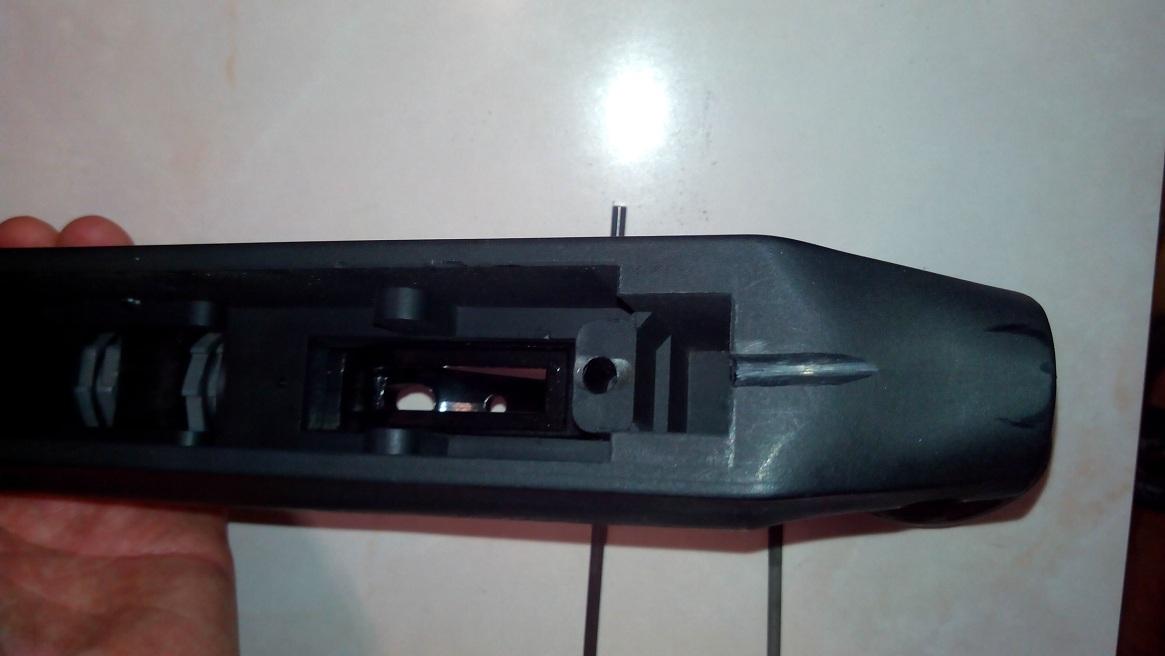 Быстрая регулировка мощности винтовки Hatsan AT44-10