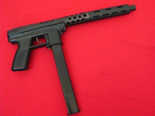 Штурмовой пистолет TEC-9 | Сайга 12.ru