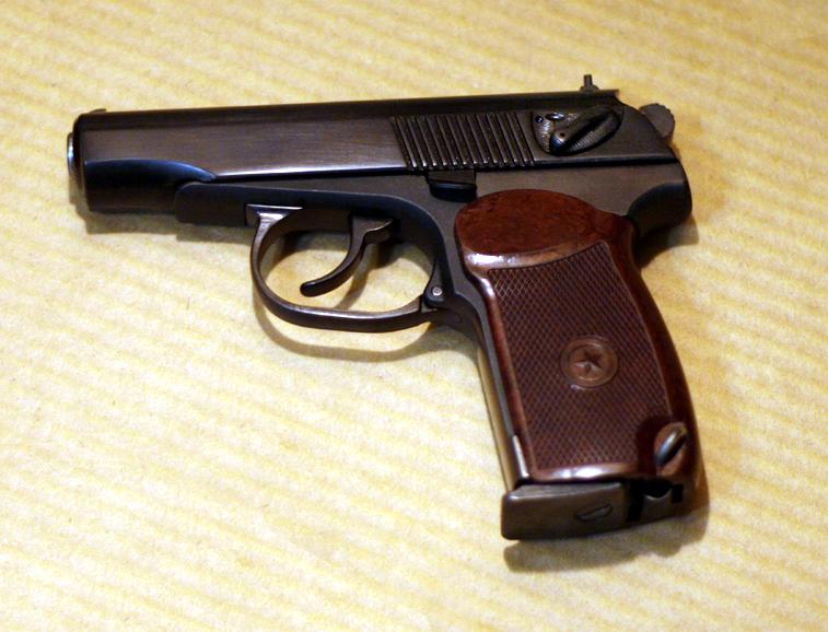 Оксидирование оружия в домашних условиях Сайга 12.ru