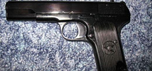 Оксидирование оружия в домашних условиях