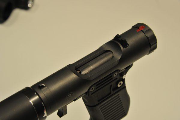 Veterinary Pistol, 9mm