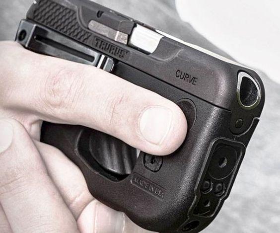 Taurus Curve - изогнутый пистолет