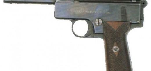 Самозарядные пистолеты Webley and Scott M1905, M1908, M1909, M1912, Mk.I Navy, M1922