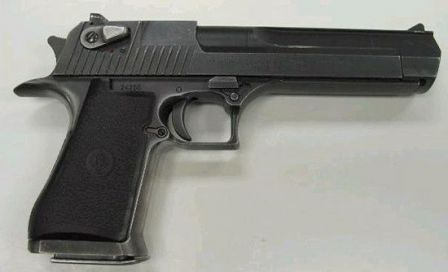 Пистолет Desert Eagle mark VII, калибра .44 Magnum