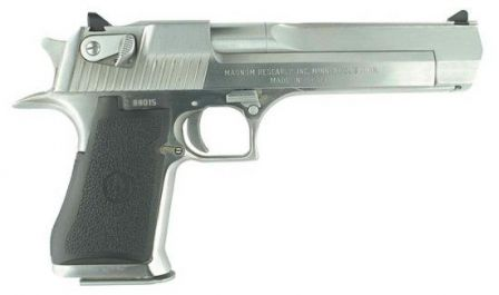 Пистолет Desert Eagle Mark XIX калибра .50AE.