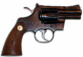 """Револьвер Colt """"Python"""""""