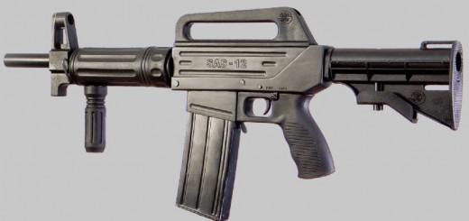 Гладкоствольное ружье Shooters Arms SAS-12