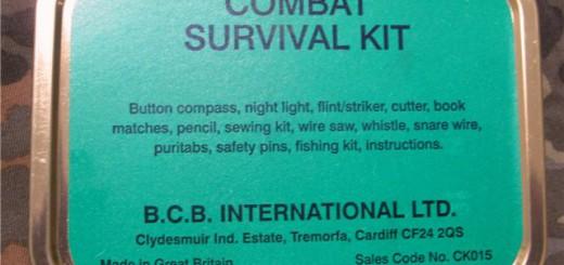 Набор для выживания BCB Combat Survival Kit