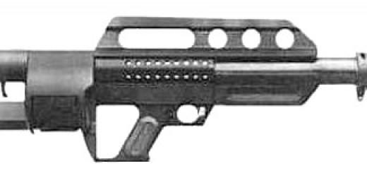 Гладкоствольное ружье Pancor / Mark Three Jackhammer