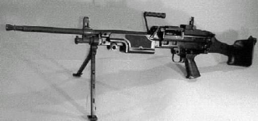 Пулемет Mk. 48 mod.0
