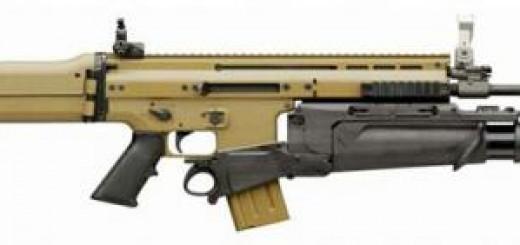 Штурмовая винтовка FN SCAR Mark 16 / Mark 17 - Special ForcesCombatAssault Rifle