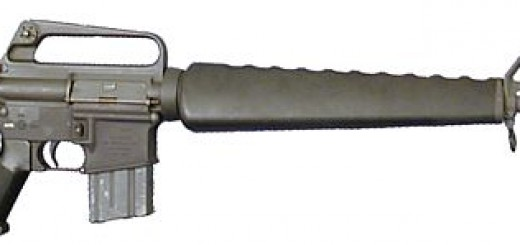 Штурмовая винтовка Armalite / Colt AR-15 / M16