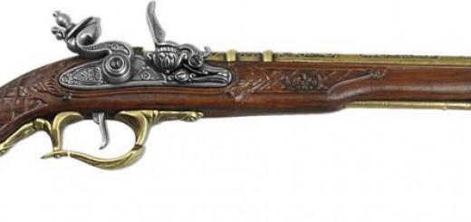 Огнестрельное оружие - история возникновения