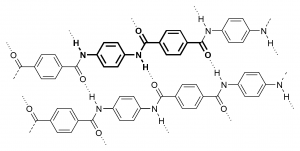 300px-Kevlar_chemical_structure