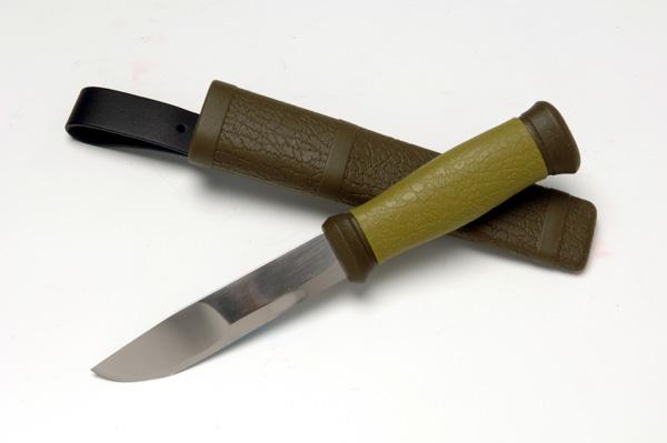Нож Mora 2000 - шведская легенда
