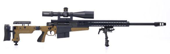 Крупнокалиберная снайперская винтовка AX50 (Accuracy International)