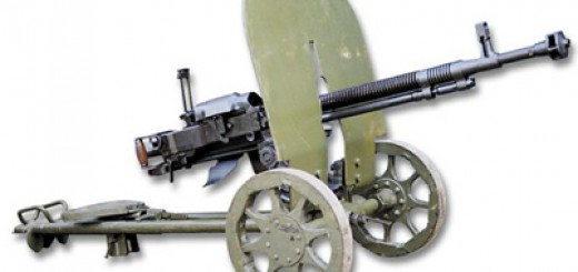 пулемет Дегтярева-Шпагина обр. 1938 г.