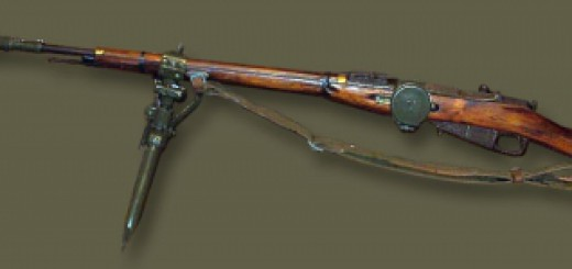 Ружейный гранатомет Дьяконова