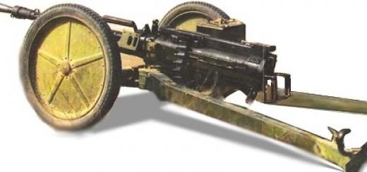 14,5-мм пехотный пулемет Владимирова ПКП (СССР)