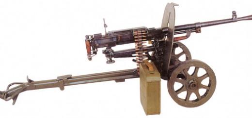 Станковый пулемет обр. 1943 г. системы Горюнова