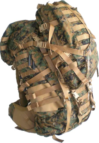 """A"" Grade Marine Corp. ILBE Complete Pack"