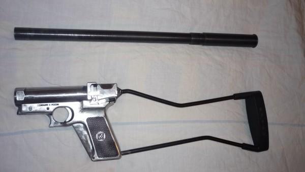 Оружие своими руками 12 калибр