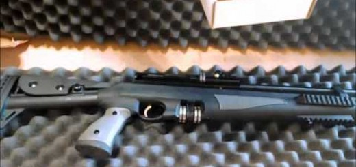 Распаковка Hatsan AT44-10 Tactical (unpacked rifle)