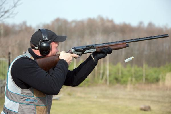 Как правильно стрелять из ружья 12-го калибра