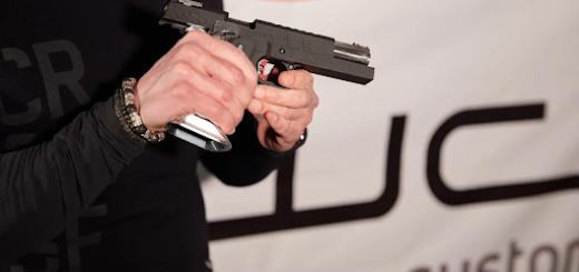 Как правильно обращаться с пистолетом: техника точной и безопасной стрельбы