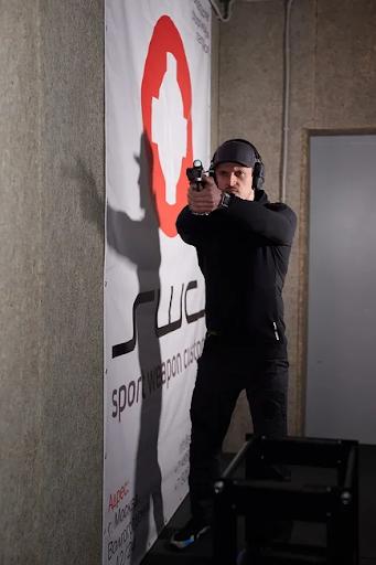 Стрельба из пистолета - основные правила стрельбы
